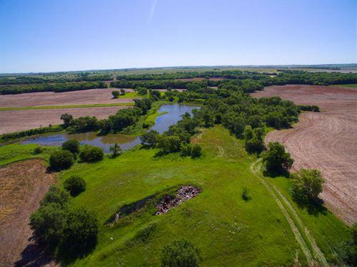 Pipe Creek Hunting Paradise : Delphos : Ottawa County : Kansas
