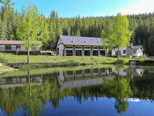 Mount Evans Ranch : Idaho Springs : Clear Creek County : Colorado