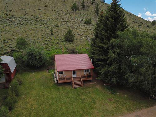 16 Deer Road : Jelm : Albany County : Wyoming