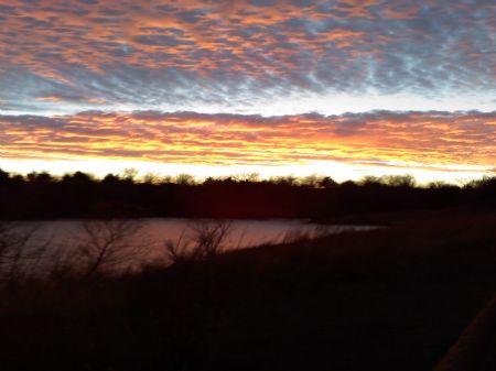 Recreational Pasture & Ponds : Kincaid : Anderson County : Kansas