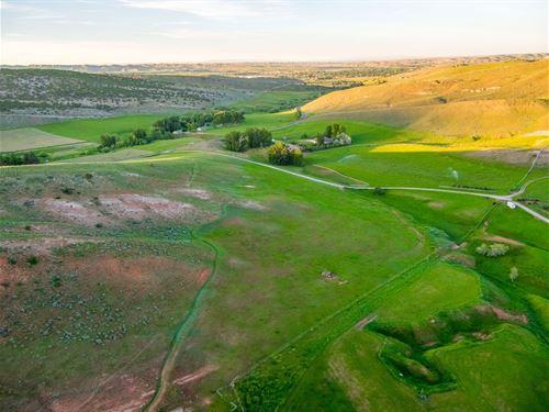 40 Acres in Lander, Wyoming : Lander : Fremont County : Wyoming