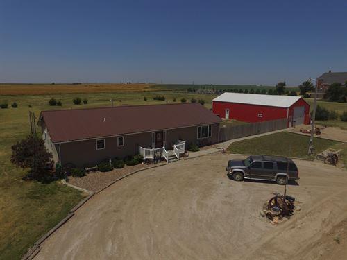 Northwest Kansas Home&Ranch : Grinnell : Sheridan County : Kansas