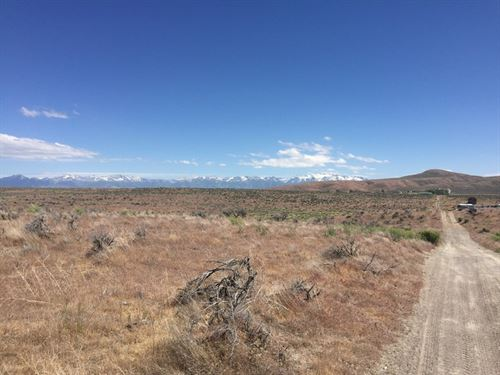 1.13 Acres In Ryndon For $90/Month : Ryndon : Elko County : Nevada