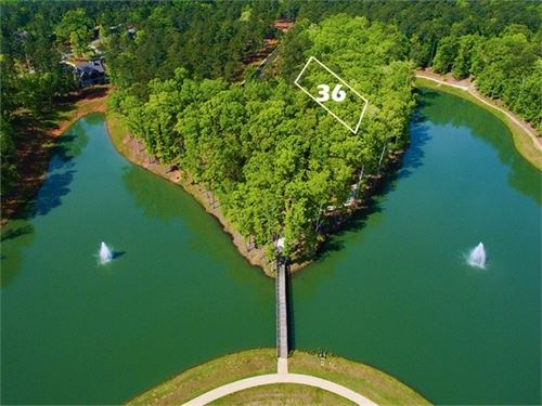 Reynolds Lake Oconee Pond Lot : Greensboro : Greene County : Georgia