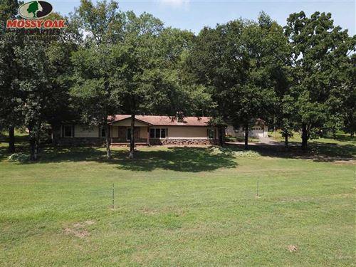 31.52 Acre Horse Farm in Pulas : Cabot : Pulaski County : Arkansas