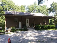 40 Acres With a House in Dade Coun : Walnut Grove : Dade County : Missouri