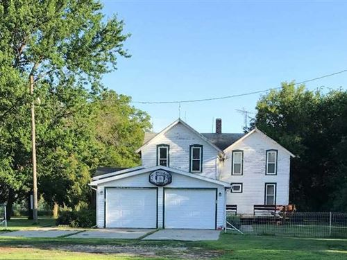 Dixon County Acreage For Sale : Wakefield : Dixon County : Nebraska