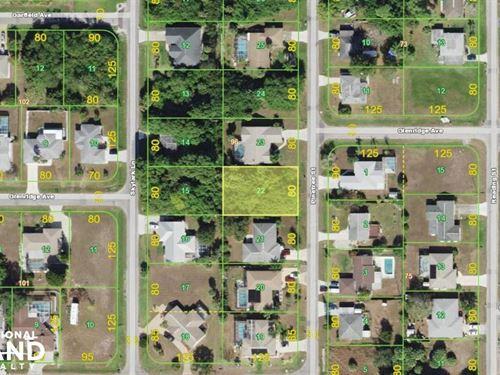 Great Neighborhood in Port Charlott : Port Charlotte : Charlotte County : Florida
