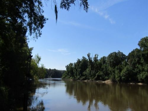 Waterfront Lot In Pearl River Count : Picayune : Pearl River County : Mississippi