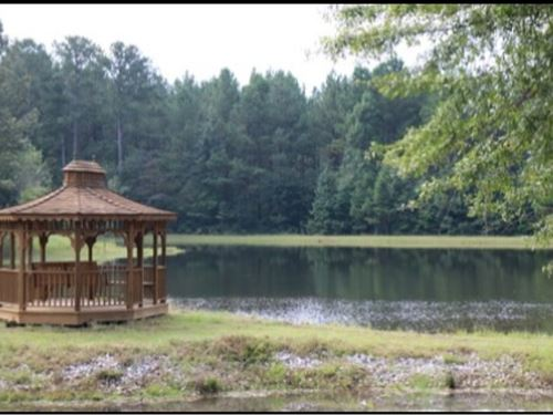 17 Acres With A Home In Neshoba Cou : Collinsville : Neshoba County : Mississippi
