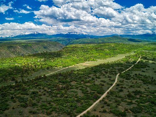 Acreage With Views in Norwood, CO : Norwood : San Miguel County : Colorado