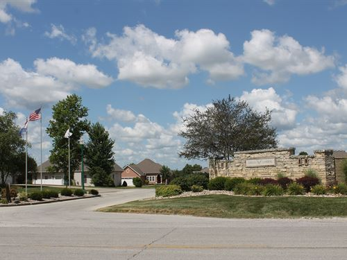 Building Lot For Sale In Cameron MO : Cameron : Clinton County : Missouri