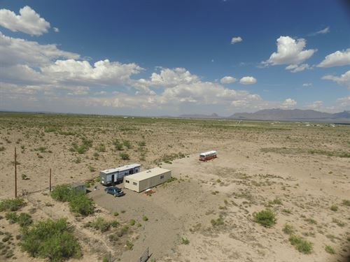 Rv Property in Deming NM : Deming : Luna County : New Mexico