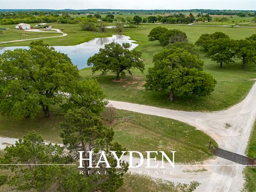 Stunning Acreage In Desdemona : Desdemona : Erath County : Texas