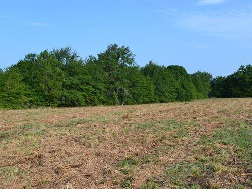 Coleman Register Farm : Rentz : Laurens County : Georgia