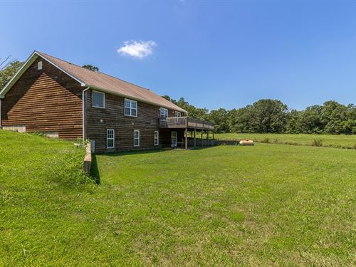 Country Home in SW Missouri : Phillipsburg : Laclede County : Missouri