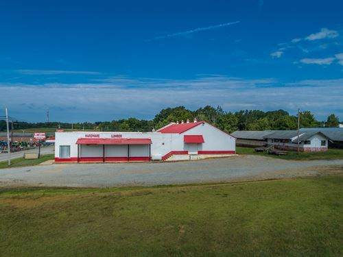 Prime Commercial/Retail Southern VA : Chase City : Mecklenburg County : Virginia