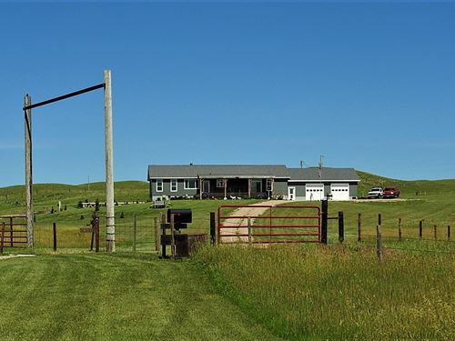 Deibler Ranch Nebraska Sandhills : Whitman : Cherry County : Nebraska