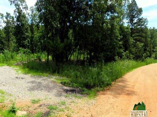 Off-Grid Parcel With Great Views : Peace Valley : Howell County : Missouri