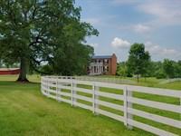 Historic Oak Grove : Scottsvile : Fluvanna County : Virginia