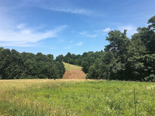Gomer Davis Rd, 109 Acres : Thurman : Jackson County : Ohio