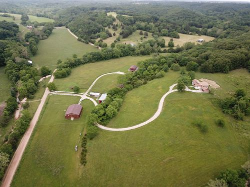 Farm For Sale in Southern Missouri : Seymour : Webster County : Missouri