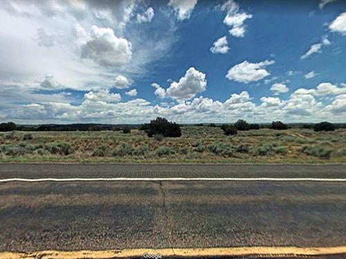 Nice, Trees, Paved Road, $100/Month : Sanders : Apache County : Arizona