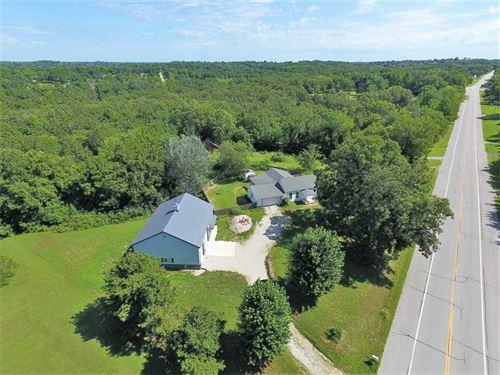 Home/Shop on 6+ Acres In Villa Rid : Washington : Franklin County : Missouri