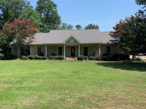 5 Acres With A Home In Walthall Cou : Tylertown : Walthall County : Mississippi