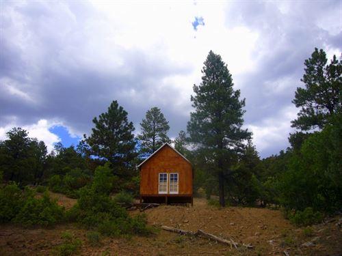Vacant Land Cabin Heron Lake, Chama : Rutheron : Rio Arriba County : New Mexico