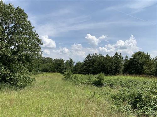 120 Acres With Two Ponds, Timber : Bradford : Jackson County : Arkansas