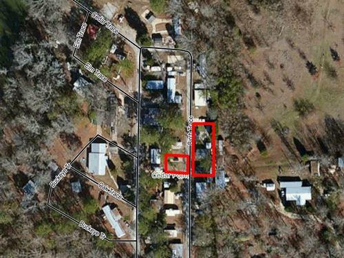 Catoma Creek Property, Lots 1452 : Montgomery : Alabama