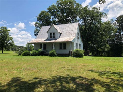 Country Creation In Southern VA : Virgilina : Halifax County : Virginia