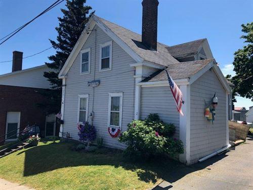 Historic Ocean View Home Lubec : Lubec : Washington County : Maine