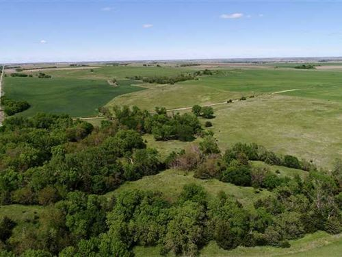 162 Acres of Tillable And Pastu : Phillipsburg : Phillips County : Kansas