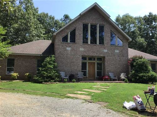 3 Bedroom 2 Full Bath, Brick Home : Newark : Independence County : Arkansas