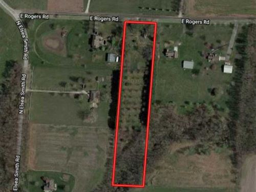 Beautiful 5 M/L Acres With Home an : Buckner : Jackson County : Missouri
