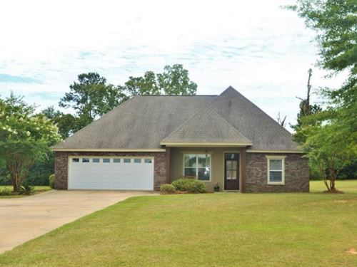 Home For Sale North Pike School Dis : McComb : Pike County : Mississippi