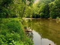 Riverfront Property in Floyd VA : Riner : Floyd County : Virginia