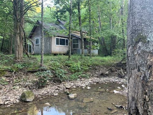 Riley Creek 80 : Winslow : Washington County : Arkansas