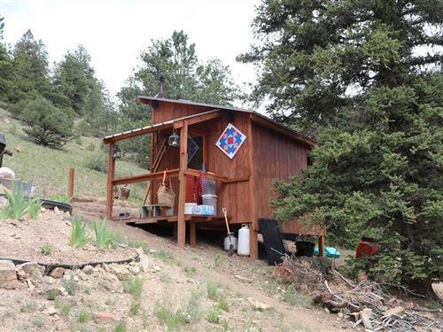 Elk Horn Camp : Buena Vista : Chaffee County : Colorado