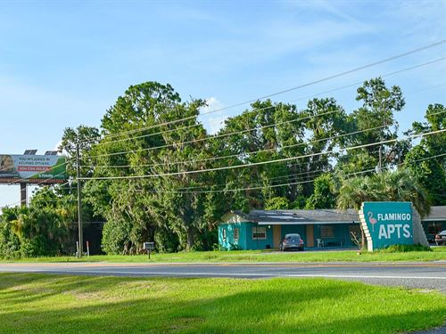 7 Acres Commercial Lot For Sale : Lake City : Columbia County : Florida