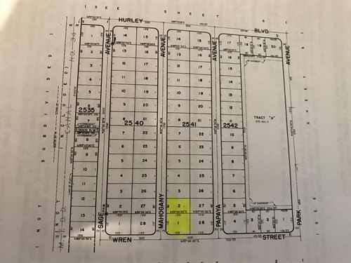 Beautiful Lot For Sale : Palm Bay : Brevard County : Florida