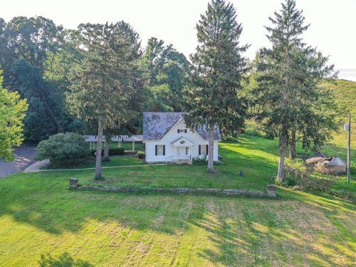 Commercial Property For Sale : Frazeysburg : Muskingum County : Ohio