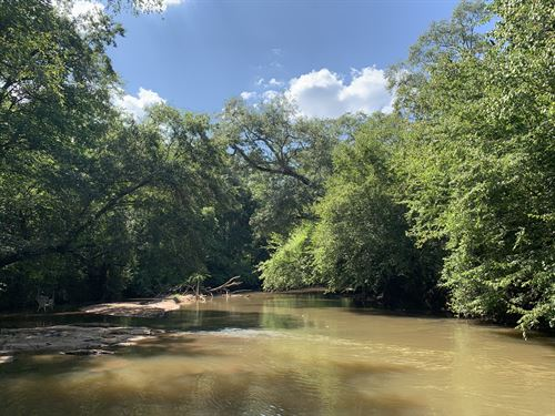 South Fork River Tract : Carlton : Oglethorpe County : Georgia