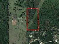 Unrestricted 14 Acres in Shepherd : Shepherd : San Jacinto County : Texas