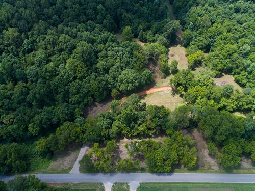 40 Ac Perfect For Your Dream Home : Columbia : Maury County : Tennessee