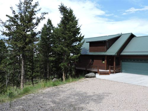 Whispering Pines Retreat : Cody : Park County : Wyoming