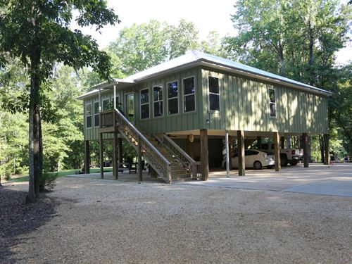 Paradise Peninsula : Lowndesboro : Lowndes County : Alabama