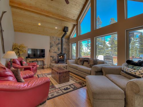 Mountain Home Fairplay Colorado : Fairplay : Park County : Colorado